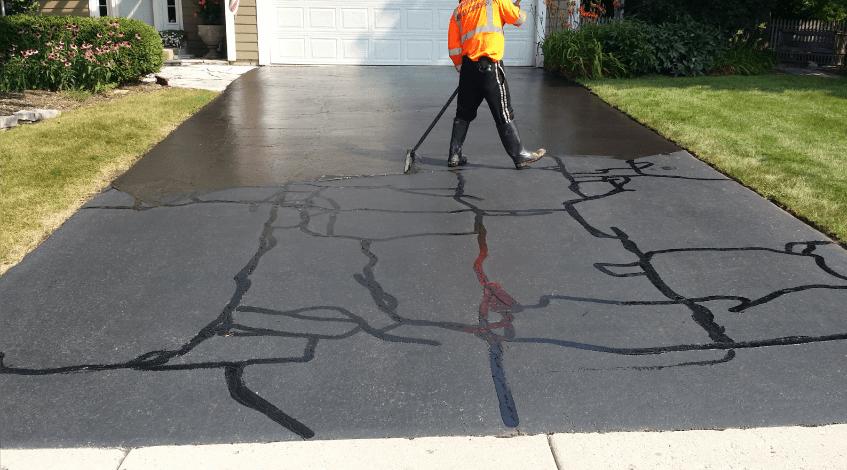 Driveway Repair Marietta GA
