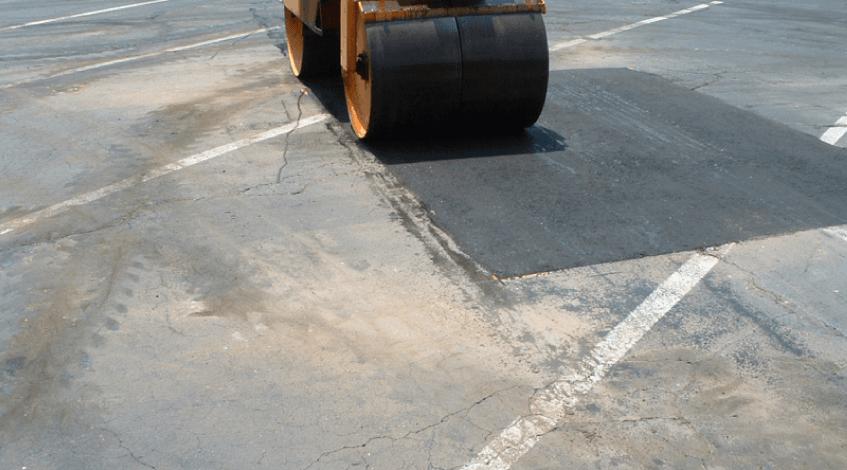 Parking Lot Paving Marietta GA 2
