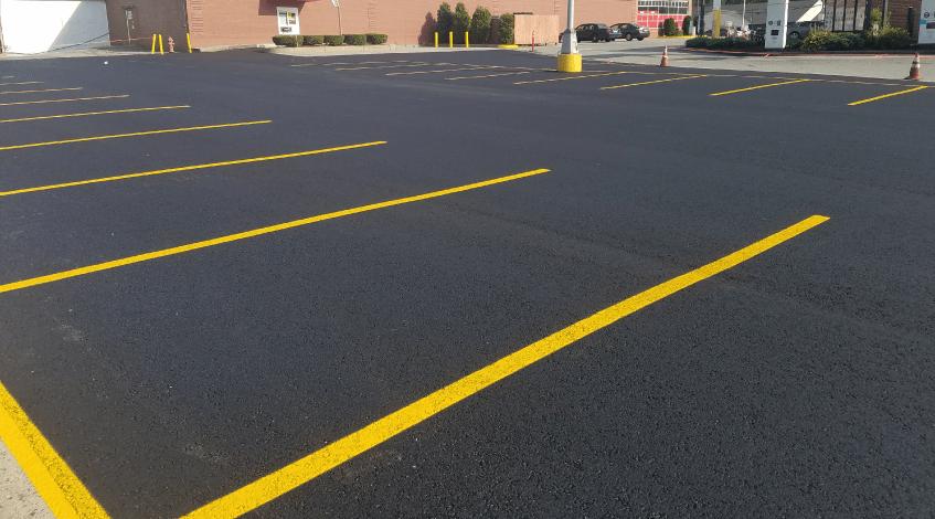 Parking Lot Paving Marietta GA